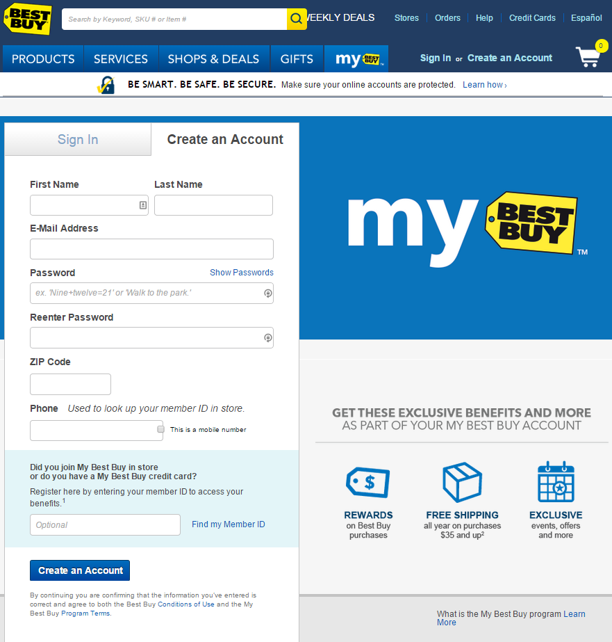 · Bestbuy rewards card Posted on October 6, by futrezakhchic Com Apple Store BestBuy%) as of 4/1/10 based on the thaurianacam.cf and when entering your birthday, use september and you will get an instant point.