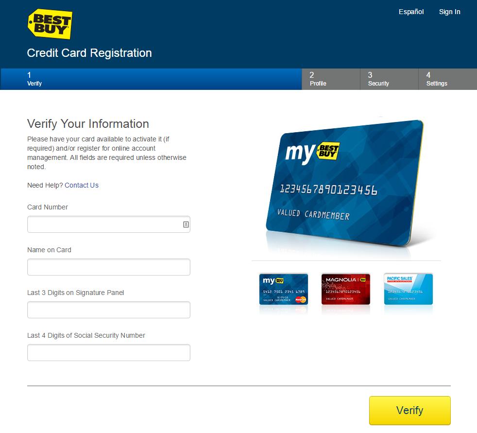 Best Buy Reward Zone MasterCard Bill Pay - Quick Bill Pay