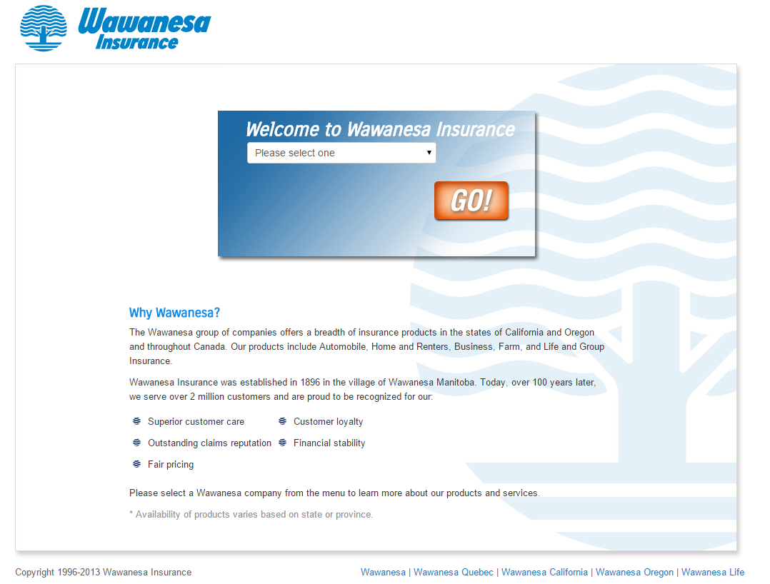 Wawanes Insurance Bill Payment Online - Quick Bill Pay