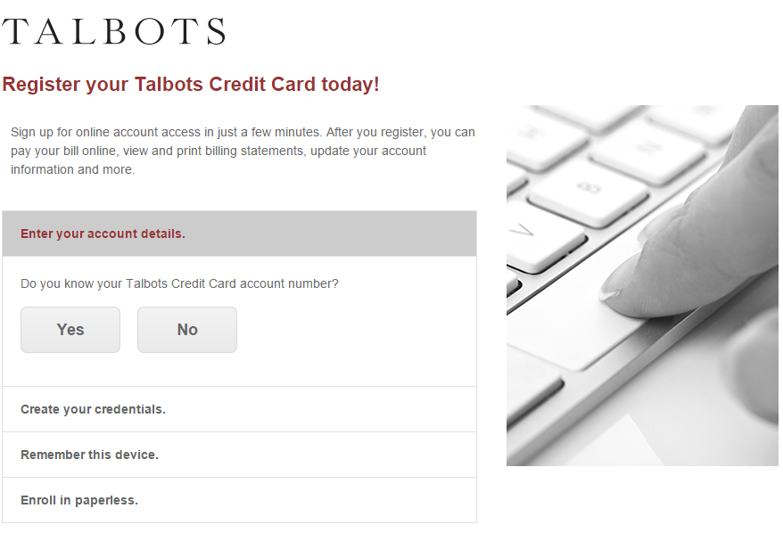 comenity net talbots SignUp