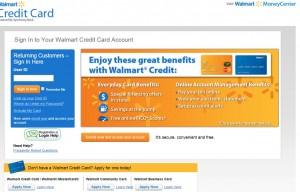 www walmartcreditcard com
