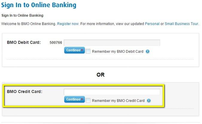 bmo com onlinebanking