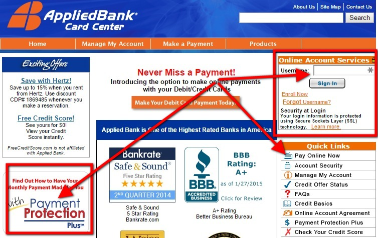 Applied bank card center quick bill pay cardcenter appliedbank com colourmoves