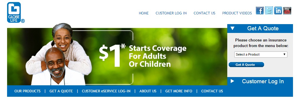 Paying Your Globe Life Insurance Premium - Quick Bill Pay